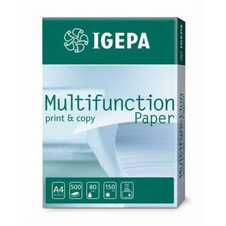 Igepa Multifunction Paper DIN A4 80g