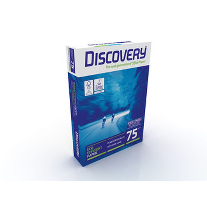 Discovery DIN A3 75g