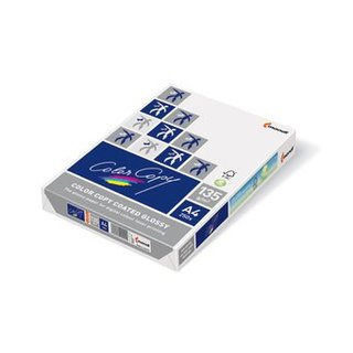 Mondi Color Copy coated - glossy DIN A4 135g